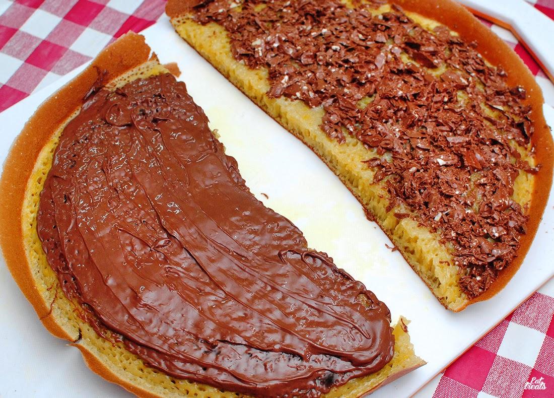 7 Makanan Kekinian Dengan Toblerone Pusat Cemilan Hip Dan